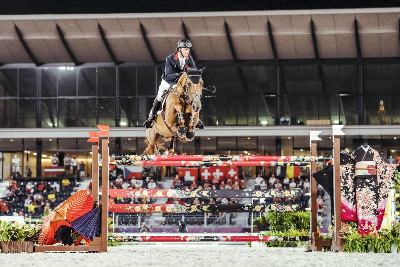 TOKYO: Individual gold for Ben Maher and Explosion W