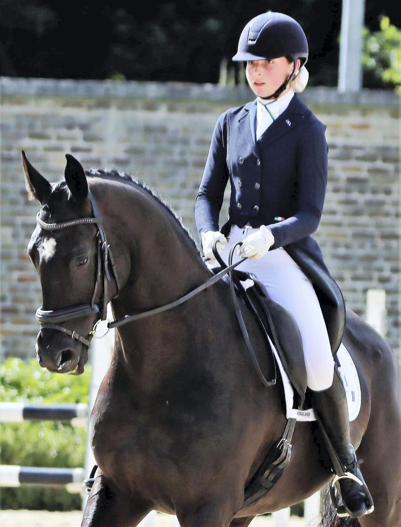 DRESSAGE: Kearney continues good form with Rob Roy