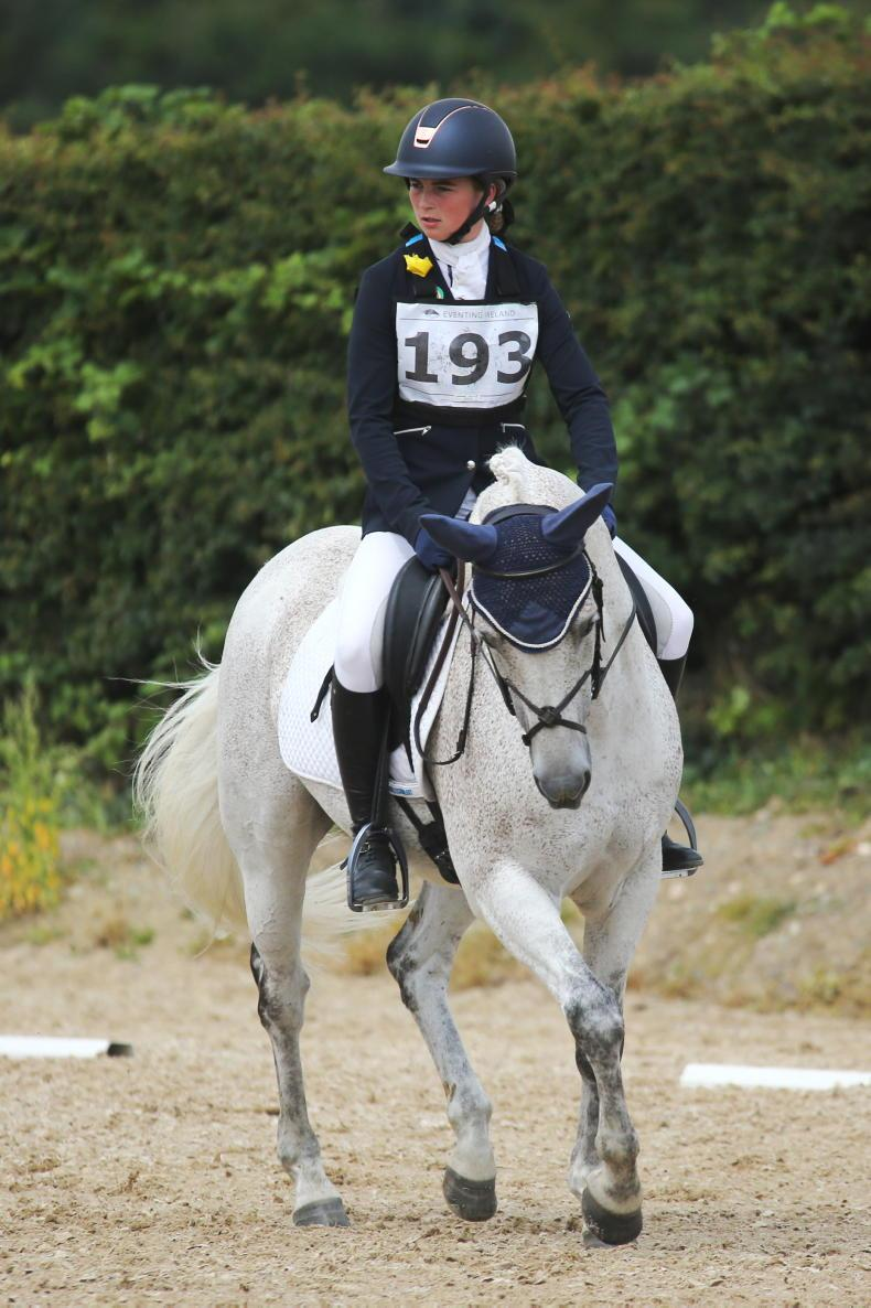 IRISH PONY CLUB: Connors takes the top honours
