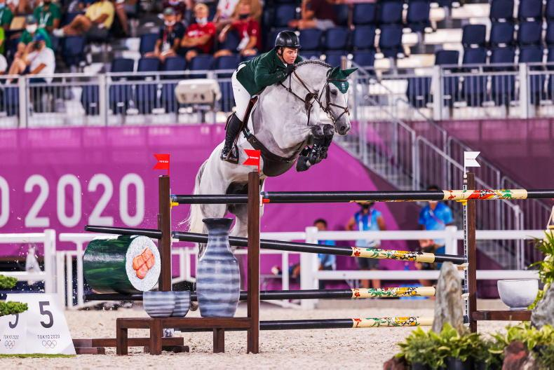 TOKYO: O'Connor seventh individually in Tokyo with Irish Sport Horse Kilkenny