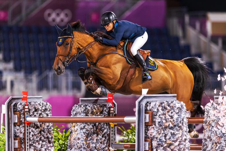 TOKYO: Disappointment as Irish show jumpers fail to make final