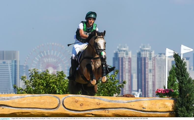TOKYO EVENTING: The competition in pictures