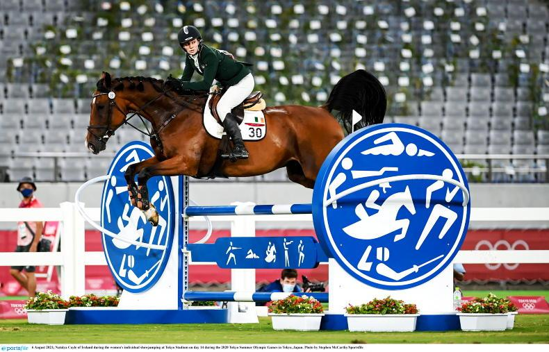 TOKYO: Heartbreak for Coyle as medal dream shattered by show jumping round