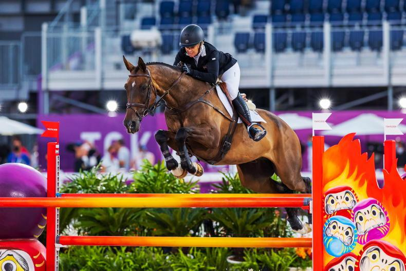 OLYMPIC BREEDING: 'It's amazing to have bred an Olympic horse'