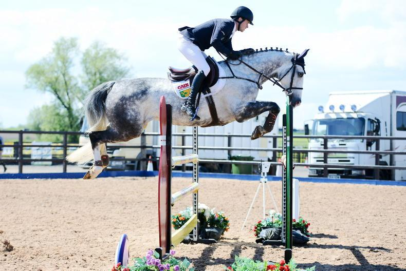 RDS NATIONAL CHAMPIONSHIPS: Rider change for in-form Lissadell