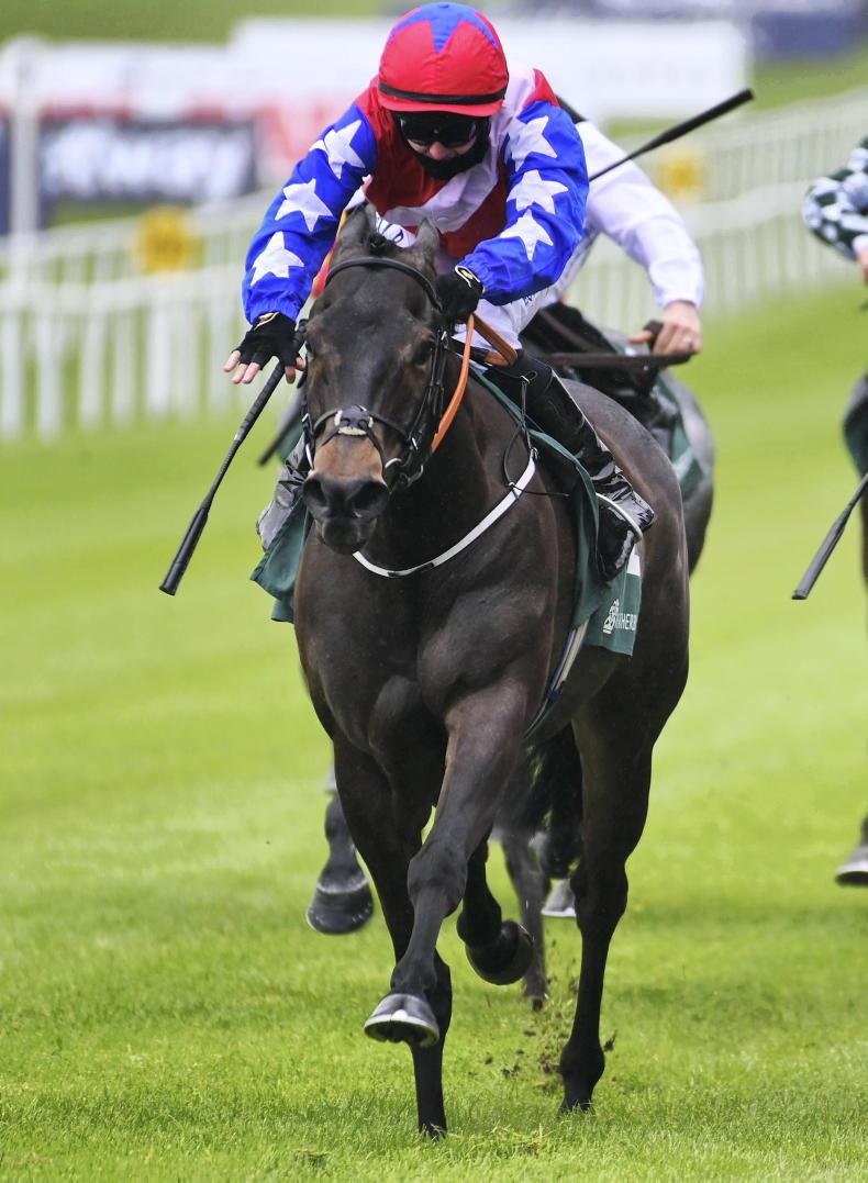 TIME WILL TELL: Weston well suited by conditions