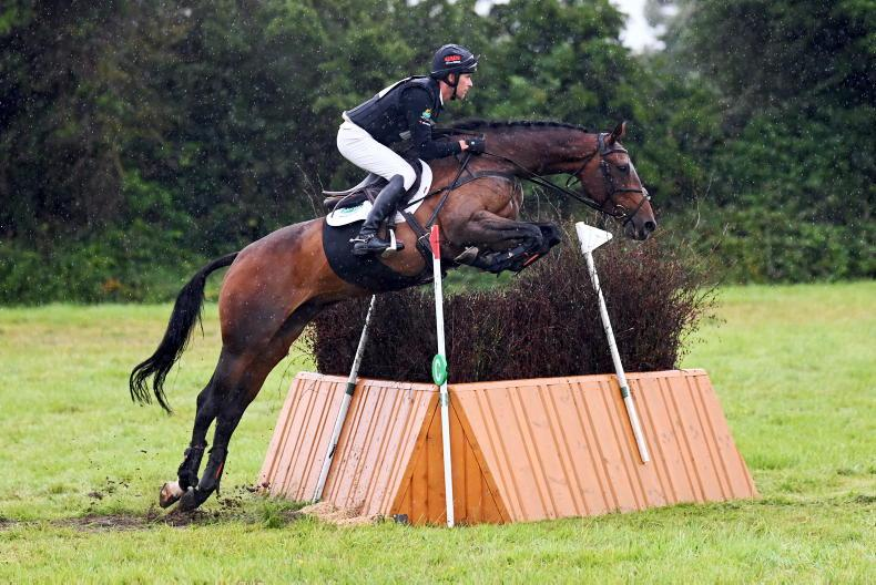 EVENTING: Punchestown double for Murphy