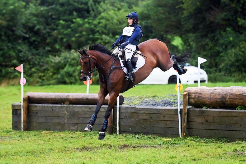 EVENTING: Success for Whyte and LadyCraft
