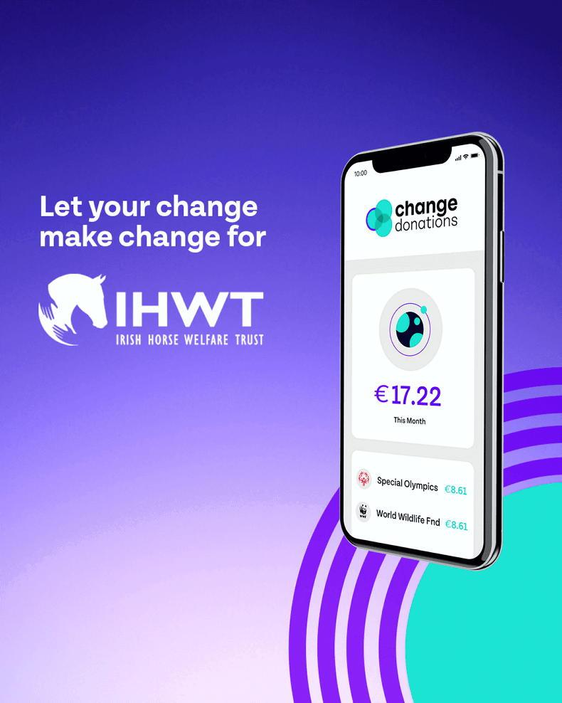 PONY TALES: Donate your loose change to IHWT