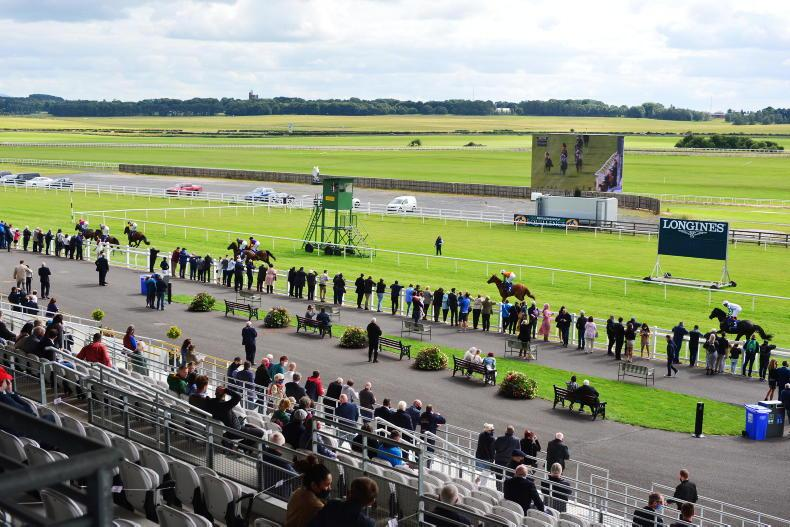 NEWS: Racecourses call for urgent review of attendance restrictions