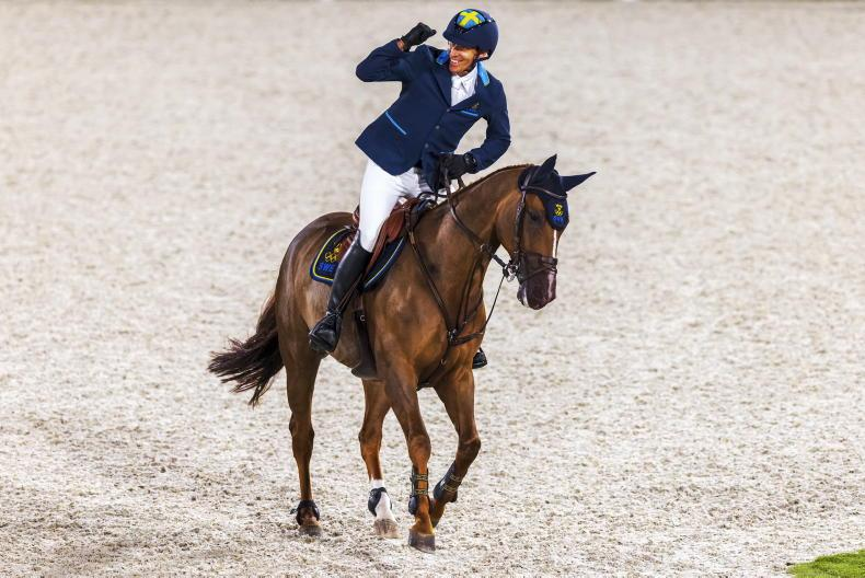 TOKYO: Snippets from the show jumping in Tokyo