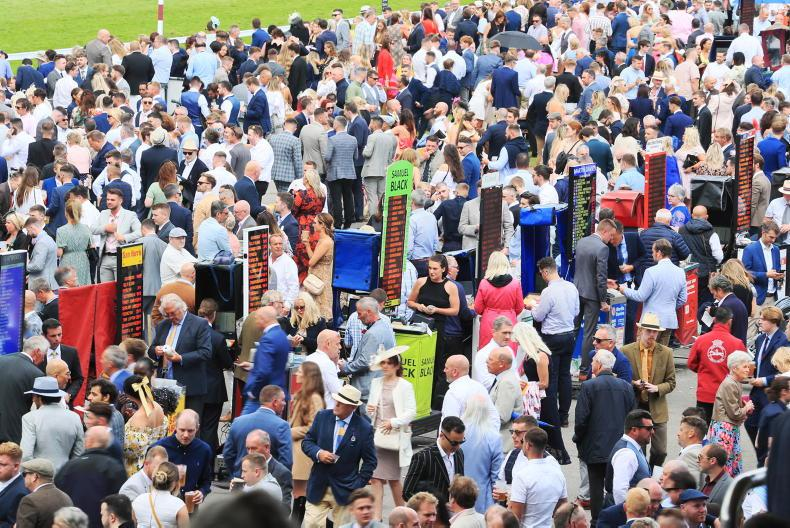 FEATURE: 'It was a culture shock to return to Galway Races'