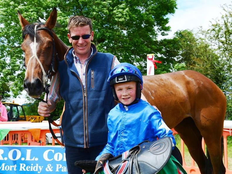 PONY RACING: Dream day for O'Connor