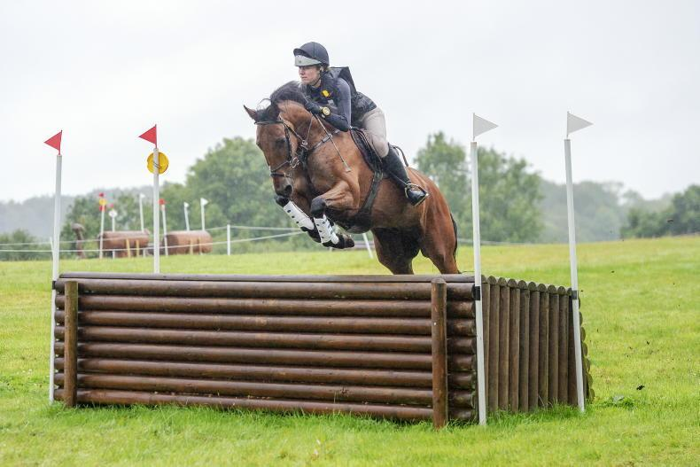 EVENTING: Conroy and Williamson impress with victories