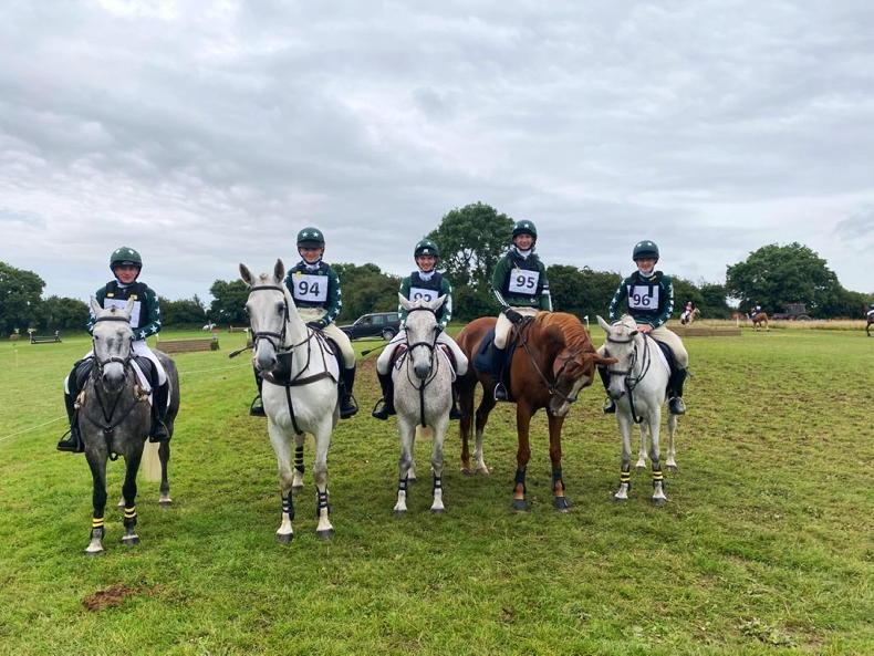 PONY TALES: Gold joy for Limerick Leaders