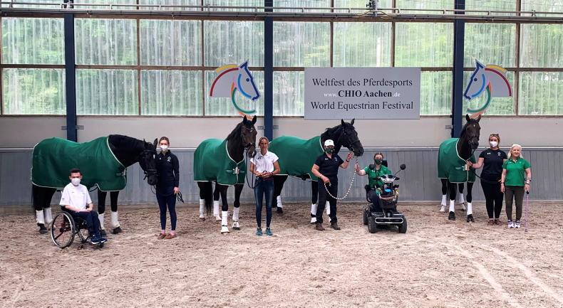 PARALYMPIC PREVIEW: Wide open para dressage field in Tokyo