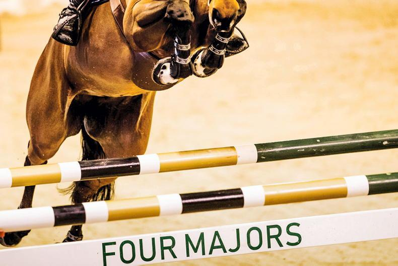INTERNATIONAL: Four-star win for Coyle