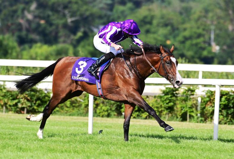 CURRAGH SATURDAY PREVIEW: It all points to Lonsdale in Futurity
