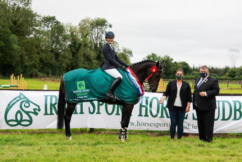 RDS NATIONAL CHAMPIONSHIPS: Diamond Mistress sparkles for Coleman