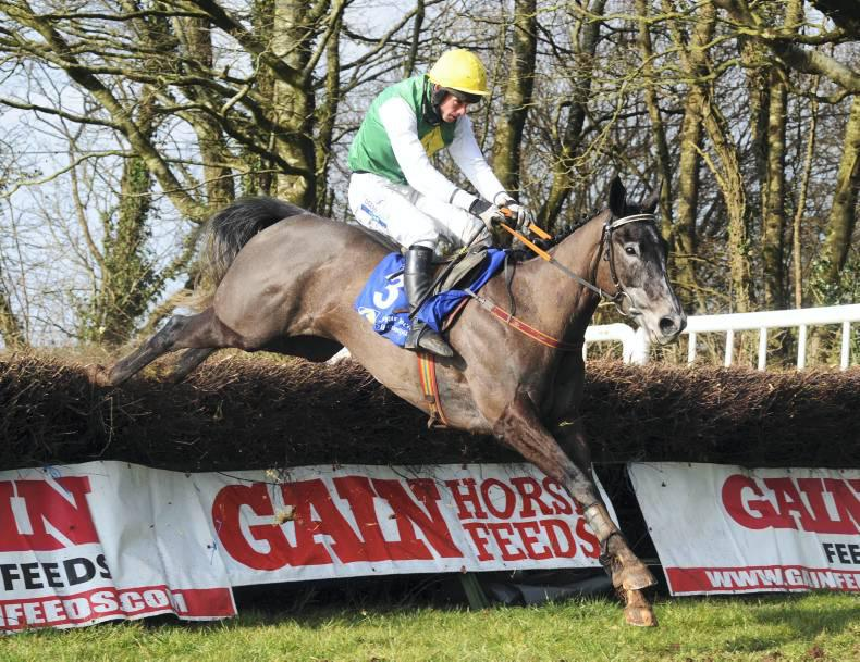 BALLYNOE:  Tyner keeps it simple in mares' final
