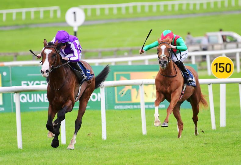 CURRAGH SATURDAY: Lonsdale on Point in Futurity