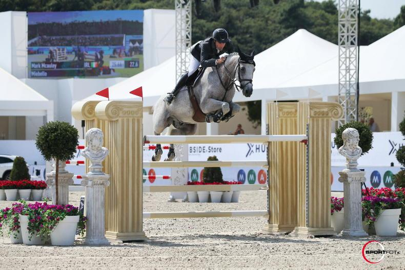 INTERNATIONAL: Five-star French win for McAuley