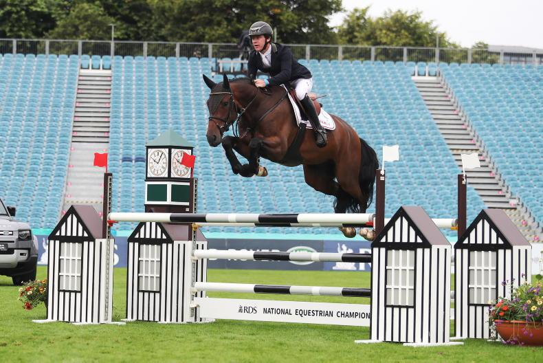 RDS NATIONAL CHAMPIONSHIPS: HHS Tokyo lives up to his name for Pender