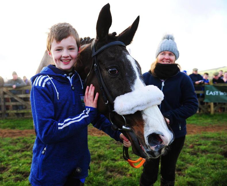 PONY RACING: Hanlon flying high with Derby double