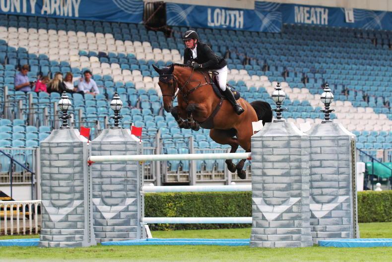 <h1>Dublin Horse Show News from The Irish Field</h1>