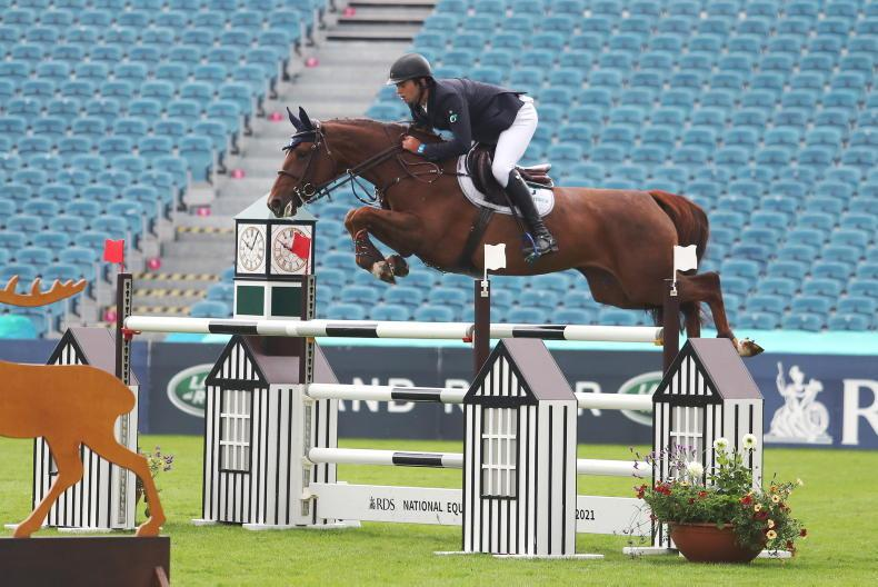 RDS NATIONAL CHAMPIONSHIPS: 'She is a lion in the ring' - Gallagher