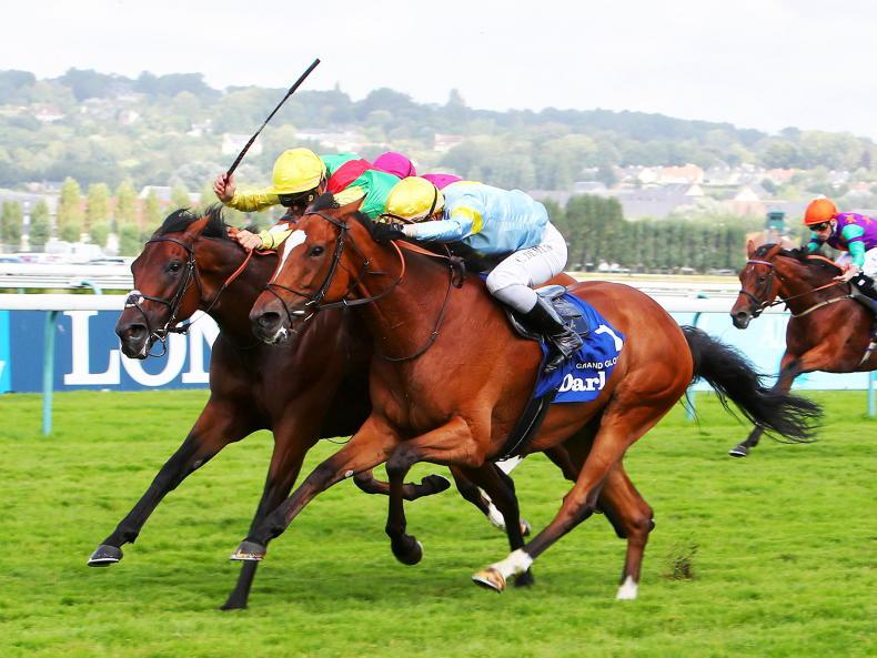 FRANCE: Grand Glory grinds down Audarya