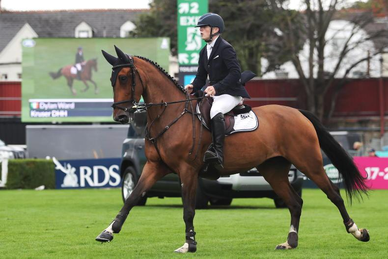 RDS NATIONAL CHAMPIONSHIPS: RDS Results