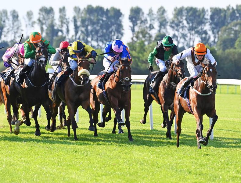 TIPPERARY THURSDAY: Pearls powers to Group 1 target
