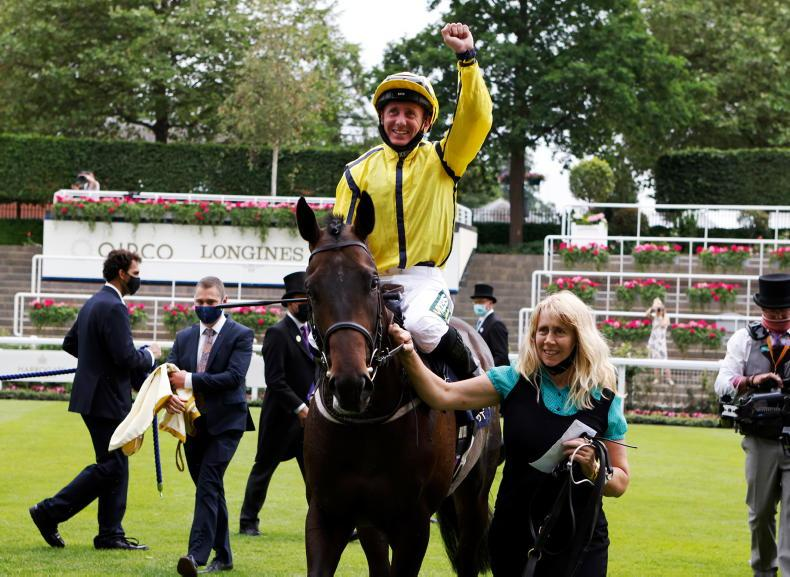 BREEDING INSIGHTS: Ardad's Group 1 win deserved
