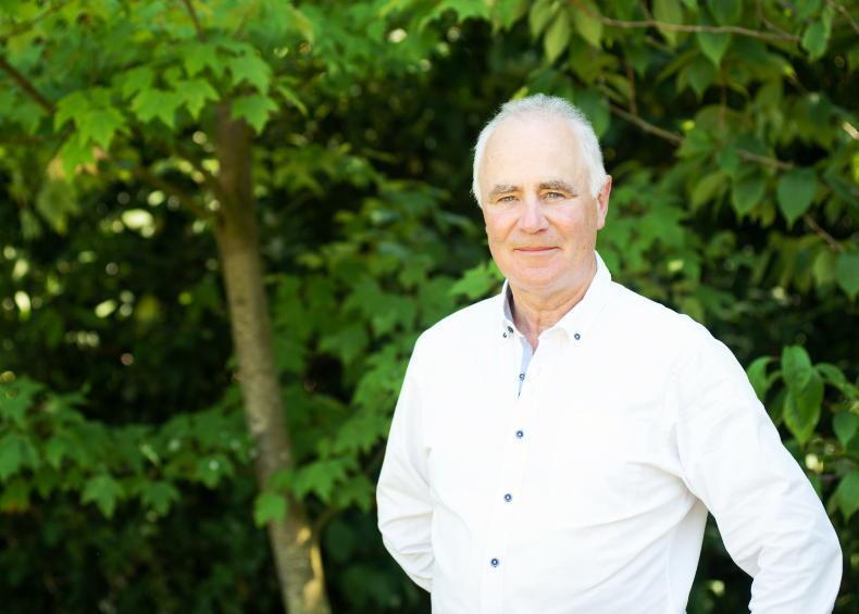 NEWS: John O'Connor steps down from Irish EBF chair