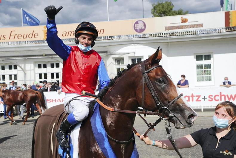 NEWS: Coolmore swoops for German star