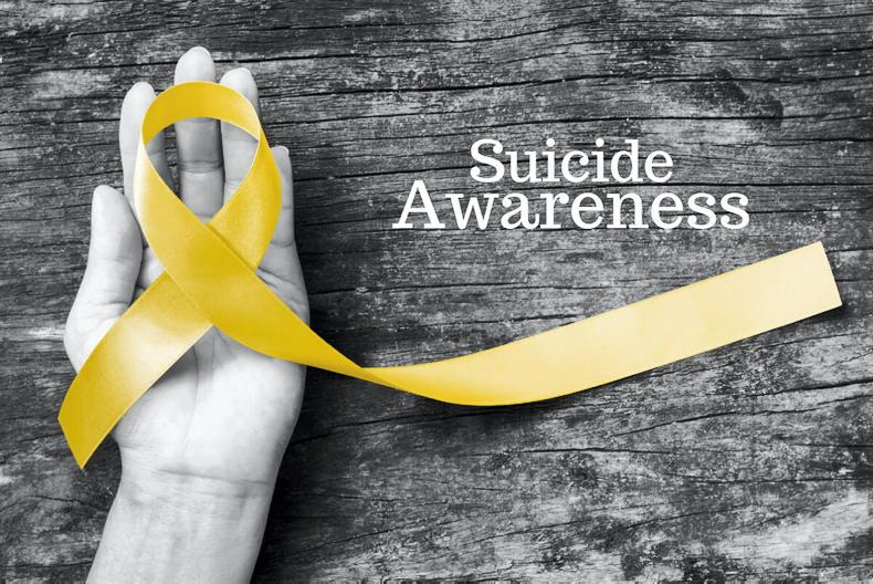 HEALTH: World Suicide Prevention Day