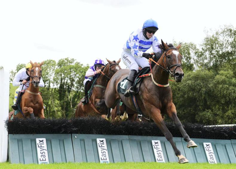 DOWNPATRICK MONDAY: O'Keeffe at the double