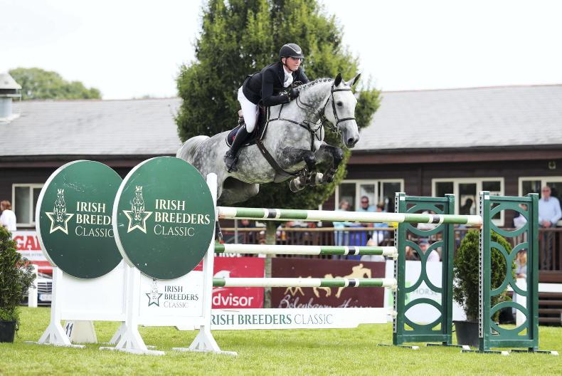 SHOW JUMPING: Foley wins final leg as Gallagher crowned National Champion