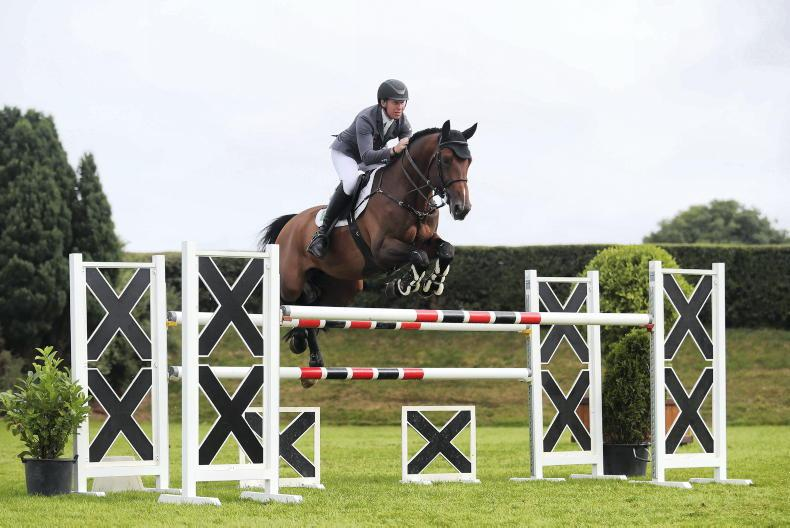 SHOW JUMPING: Legaland Team Spirit delivers for McMahon
