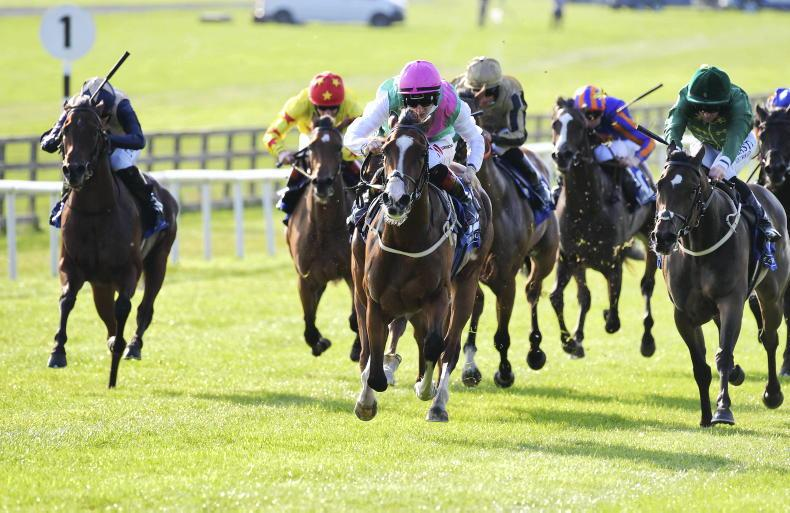 CURRAGH FRIDAY: Lyons, Keane and Juddmonte combine for big double