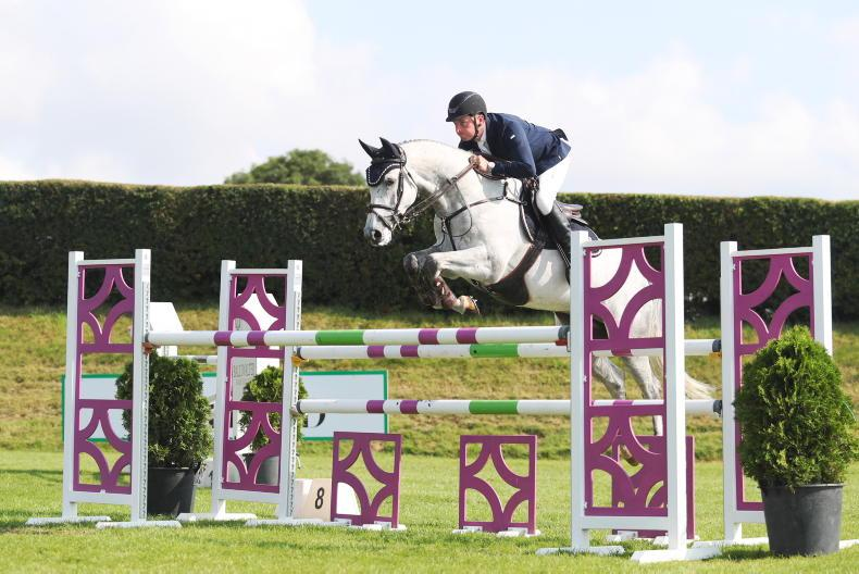 SHOW JUMPING: O'Neill wins with Far Wes Du Hus
