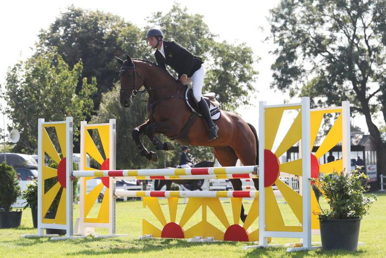 SHOW JUMPING: Venus in a league of her own