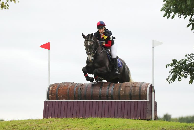 IPC National Eventing Championships: Successful but poignant championships held