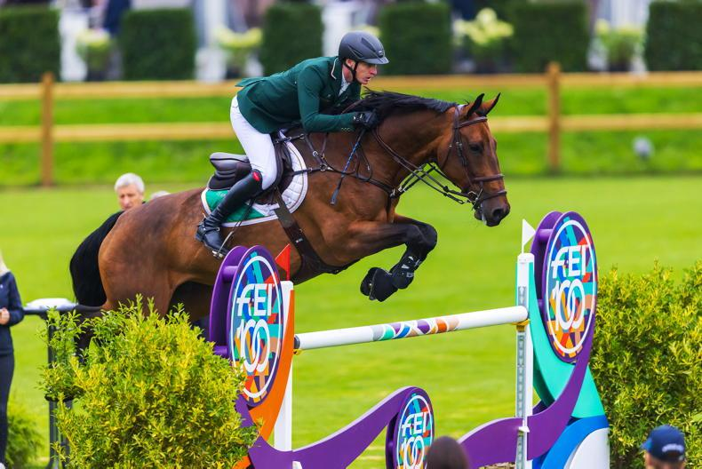Ireland within reach of a team medal at the FEI European Championships