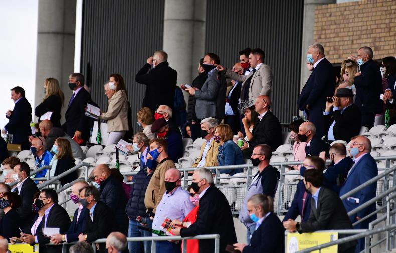 NEWS: 4,000 spectators allowed at Leopardstown and Curragh
