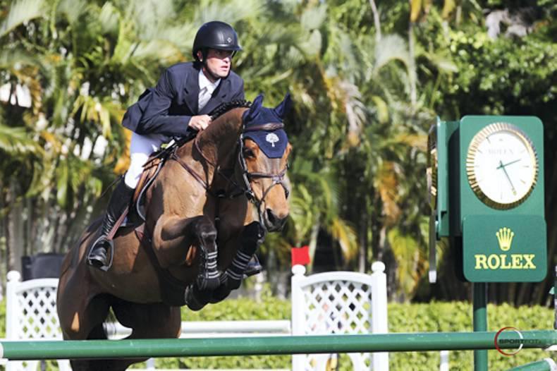 Irish riders feature in Florida