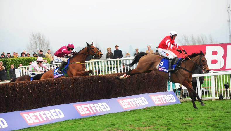 SIMON ROWLANDS: Gold Cup horses clocked best Cheltenham scores