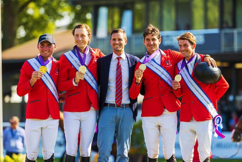 EUROPEANS: Swiss reign supreme at Riesenbeck