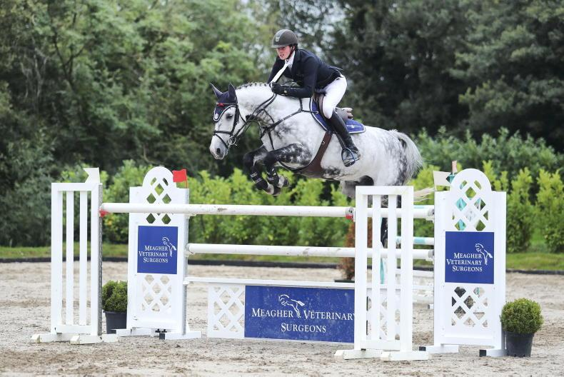 SHOW JUMPING: Murphy wins as MacDonagh collects title